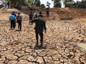 Thailand's water drought