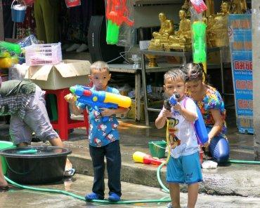 Bangkok Songkran