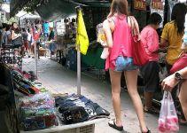 Pratunam Market sidewalk to be cleared in March 2016