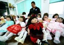 Luk Thep dolls fall victim to sex tourists