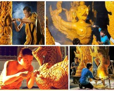Thailand's Candle Festivals