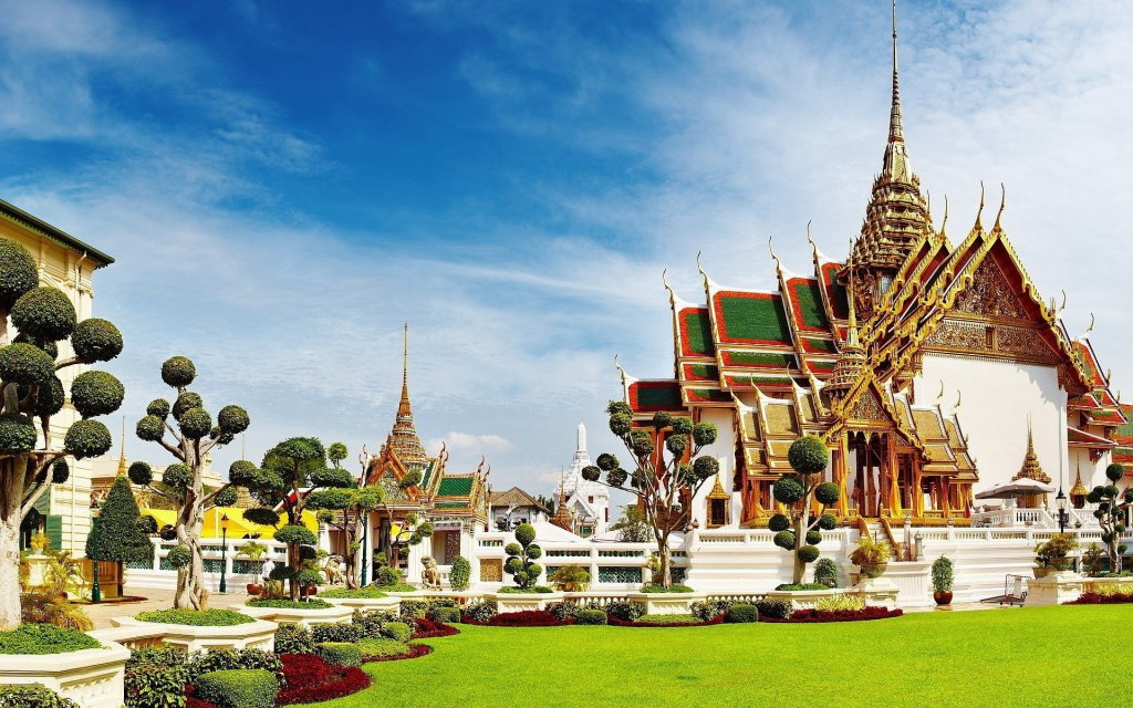 Thailand Booking Hotel Grand Palace Bangkok