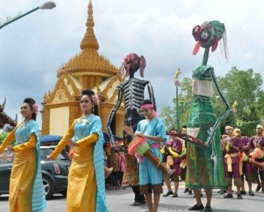 Thailand Info Festival of the Tenth Lunar Month