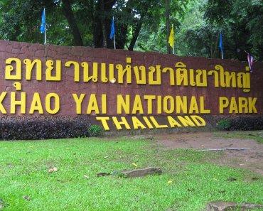 Thailand national parks