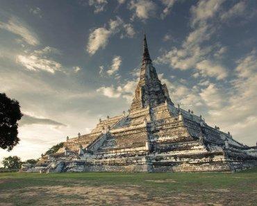 Thailand Discovery Wat Phu Khao Thong