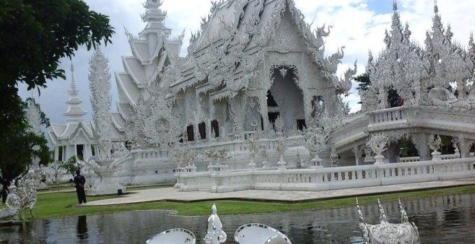Chiang Rai Wat Rong Khun The White Temple