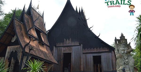Chiang Rai Museums Baan Daam Gallery