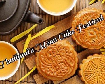 Thailand Festivals Mooncake Festival