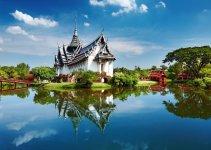 Bangkok Thailand Ancient City Samut Prakan