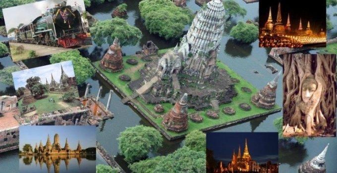 Thailand Festivals October 2016