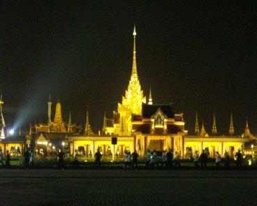 Bangkok Sanam Luang Park Concert