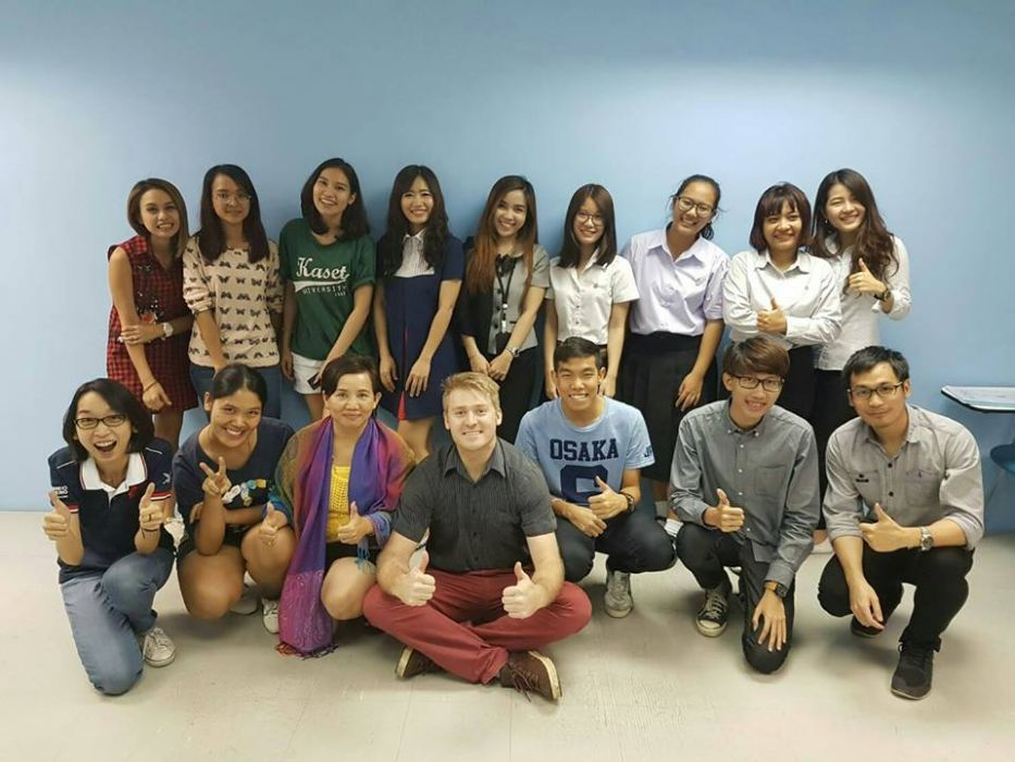 Thailand English