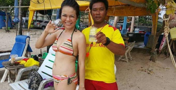 Phuket Thailand Man O' War
