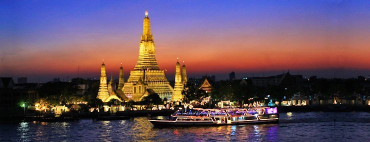 Thailand The Land of Smiles