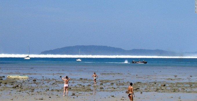 Thailand Boxing Day Tsunami