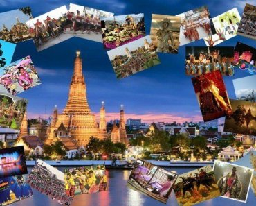 Thailand Festivals January 2017