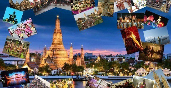 Thailand Festivals January 2017