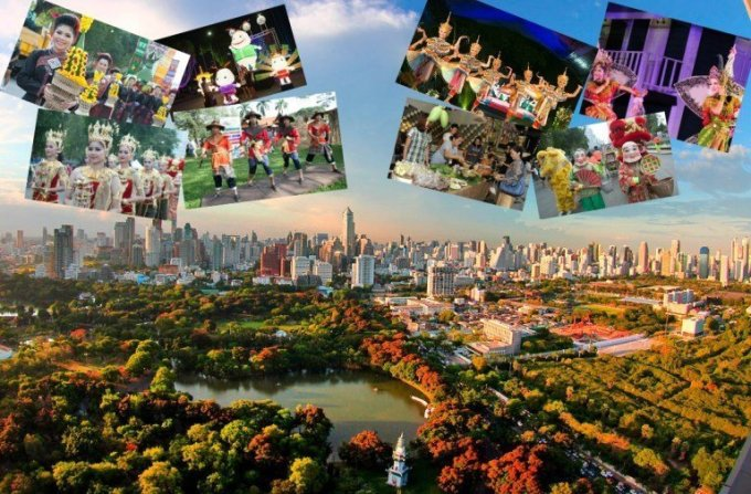 Thailand Festivals The Thailand Tourism Festival 2017