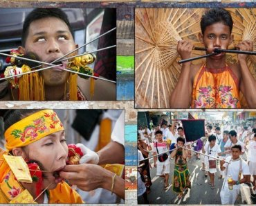 Thailand Festivals the Top Craziest Festivals