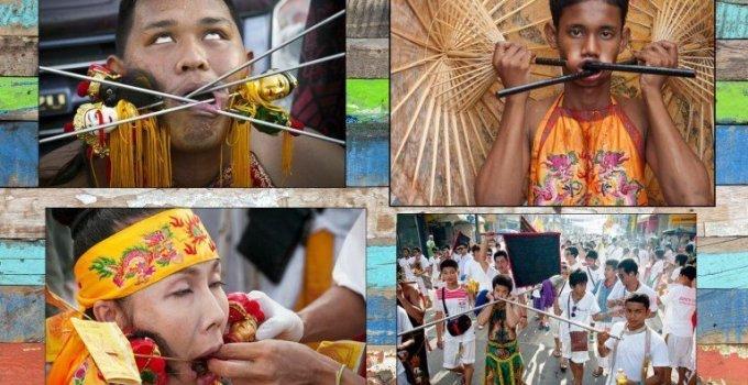 Thailand Festivals the Top Craziest Festivals