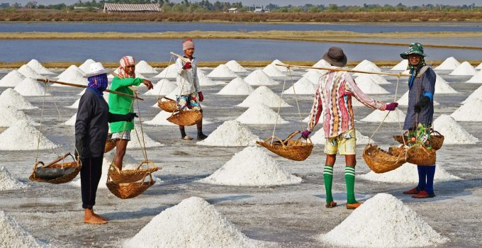 Thailand Festivals The Art of Salt
