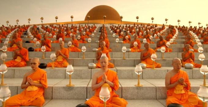 Thailand Festivals Makha Bucha Day Celebrated by Buddhists in Thailand, Cambodia and Laos