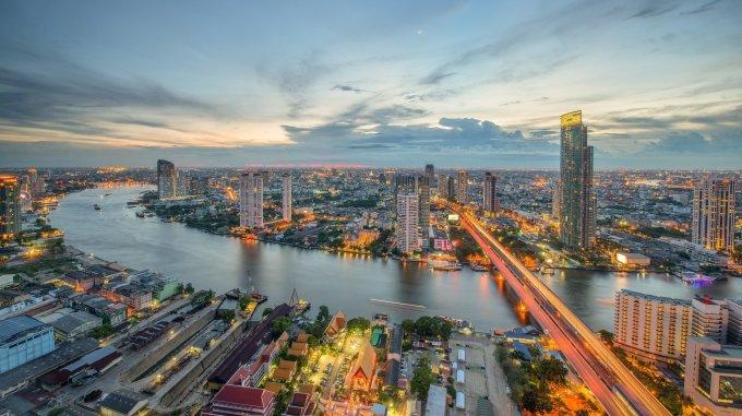 Bangkok Thailand Most Visited