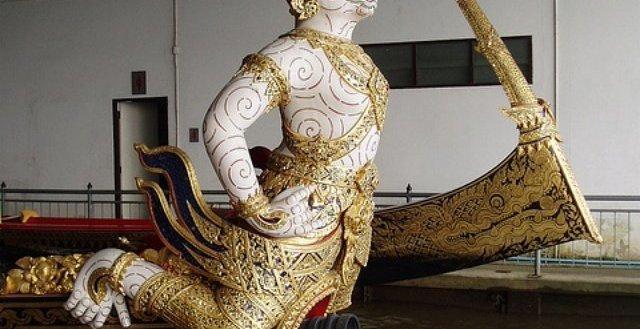 National Museum Bangkok Amazing Thai craftsmanship