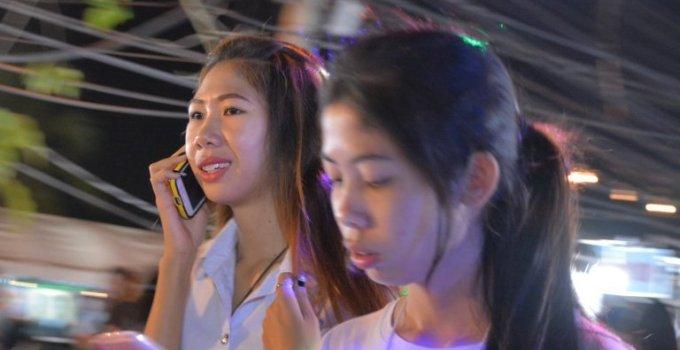 Thailand mobile phones