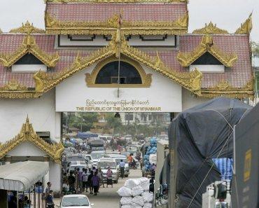 mae sot thailand