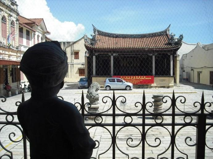 cour khoo kongsi penang
