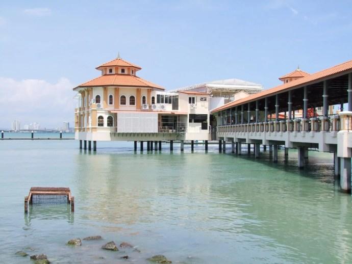 quai ferry penang malaisie