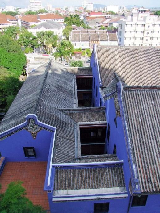 vue toit maison indigo cheong fatt Tze mansion penang