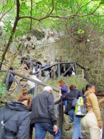 grotte baie halong - vietnam
