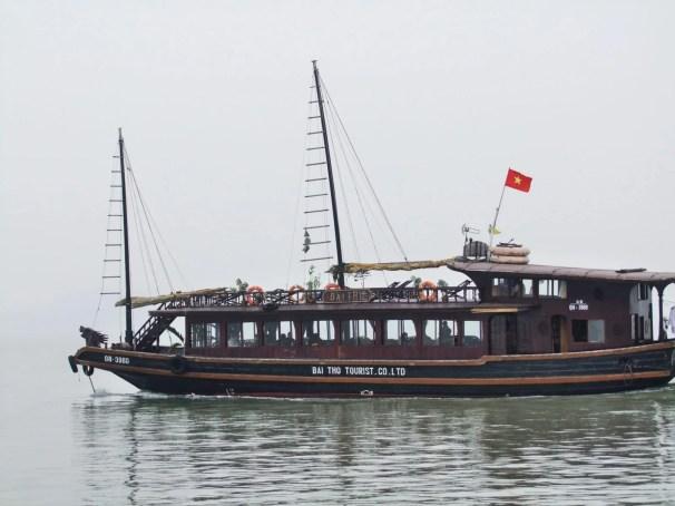 baie halong - vietnam