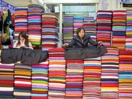 marché hanoi - vietnam 2010