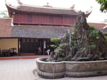 pagode hanoi - vietnam