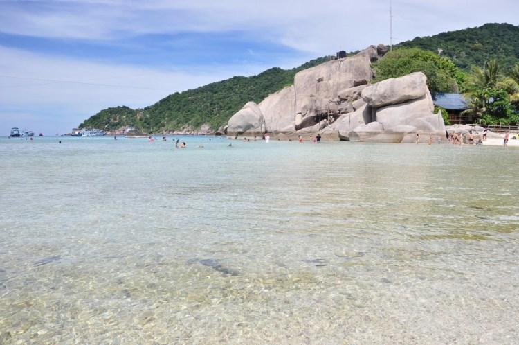 eau transparente ko nang yuan - thailande
