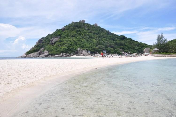 ilot ko nang yuan - ko tao - thailande