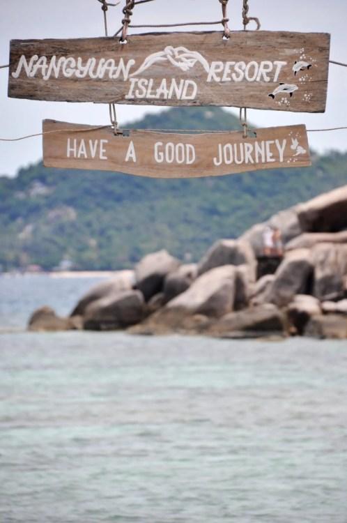 ko nang yuan resort - ko tao - thailande