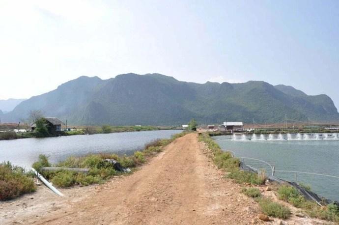 parc national de khao sam roi yot