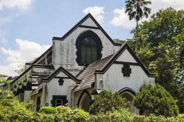 église Kuala Lumpur - Malaisie