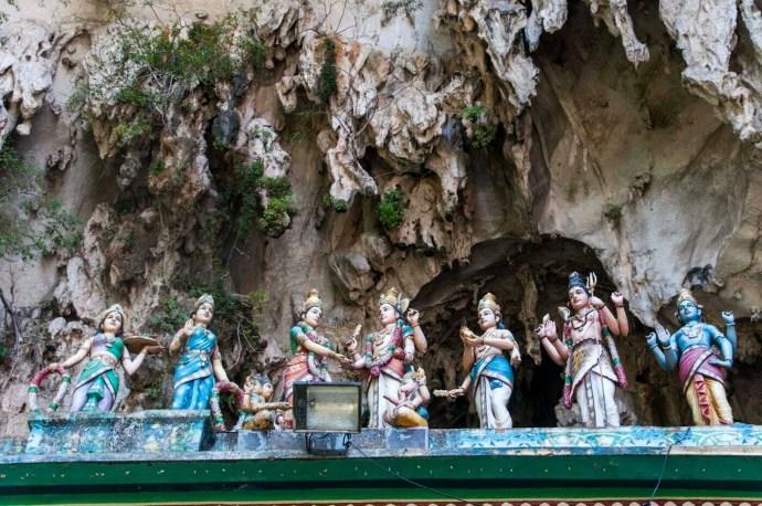 batu caves - kuala lumpur - malaisie