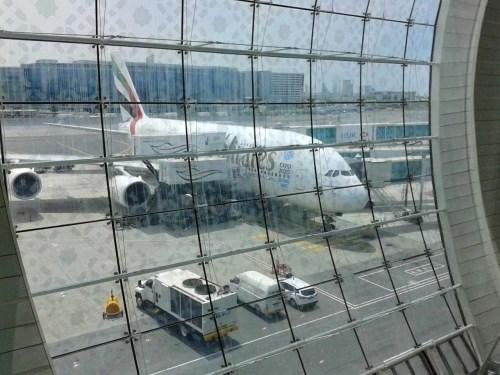 aeroport international de dubai