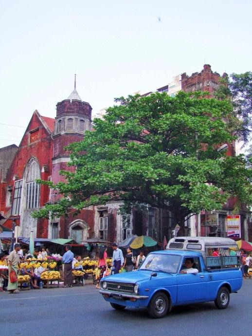Yangon 2008 - Myanmar