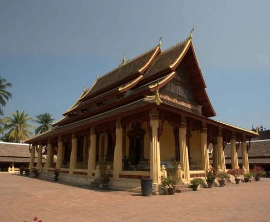 Wat Si Saket Vientiane Laos