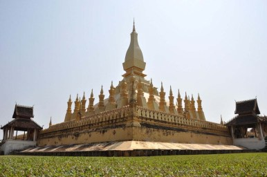 Le Pha That Luang symbole du Laos