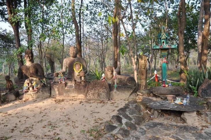 Kaeng Tana National Park-Khong Chiam-Ubon-Thailande