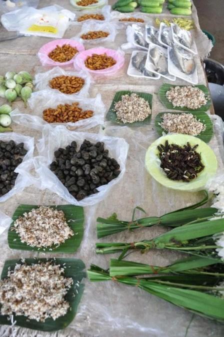 marché de Khong Chiam