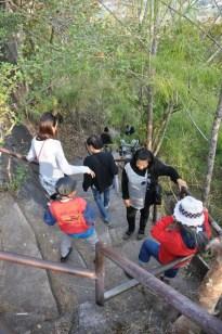 descente Pha Taem Cliff - National Park Ubon Ratchathani